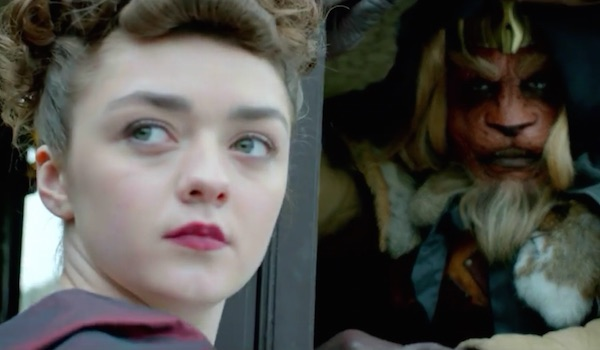 Who Is Maisie Williams' Character?