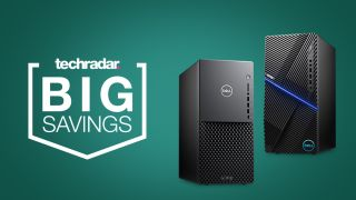 Big savings on Dell G5 and Dell XPS desktops
