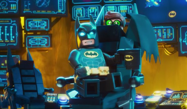 The LEGO Batman Movie Will Arnett