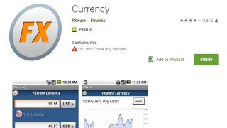FXWare Currency
