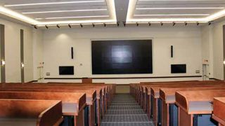Marine Corps University Equips Classrooms for AV Learning