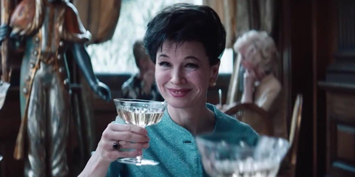 Judy toasting