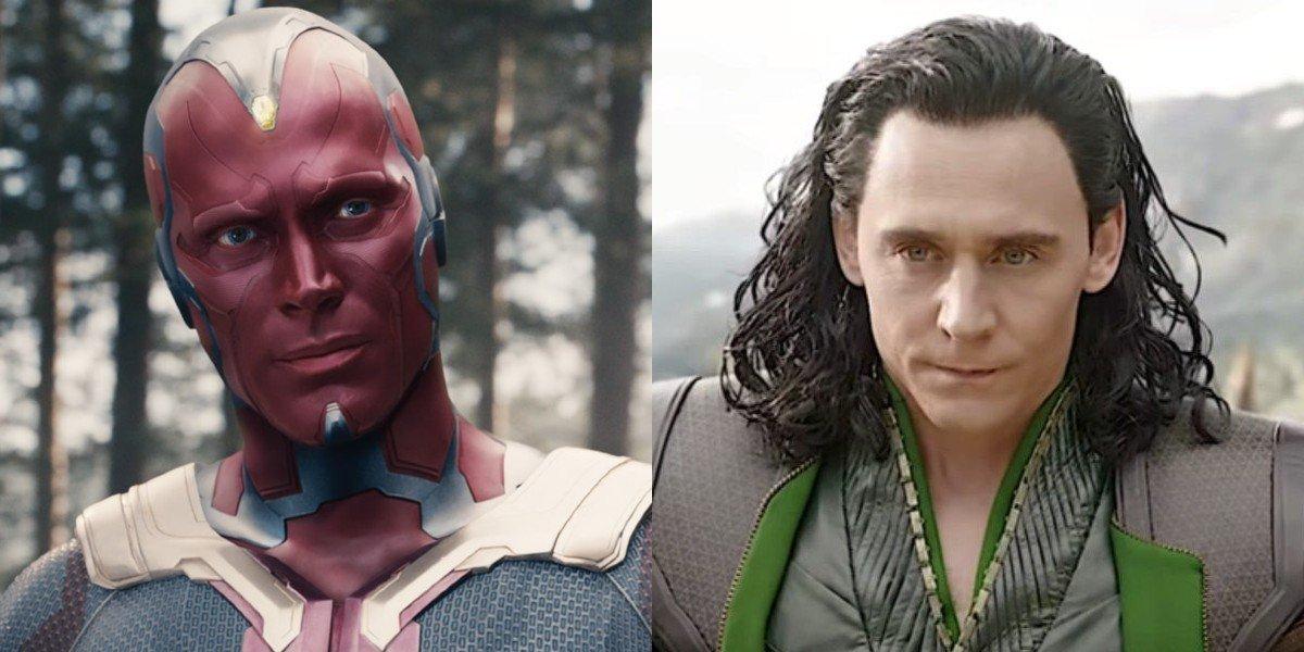 Vision and Loki