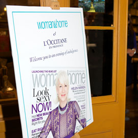 w&h L'Occitane reader event-Beauty Events-Shopping Events-Woman and Home