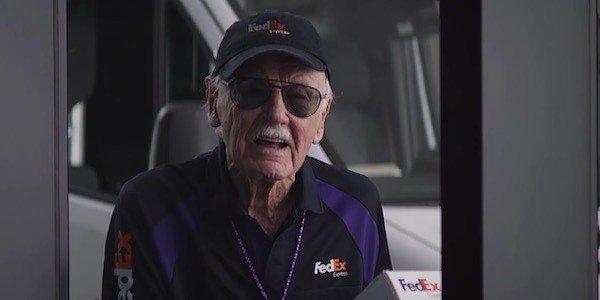 Stan Lee Captain America Civil War Cameo