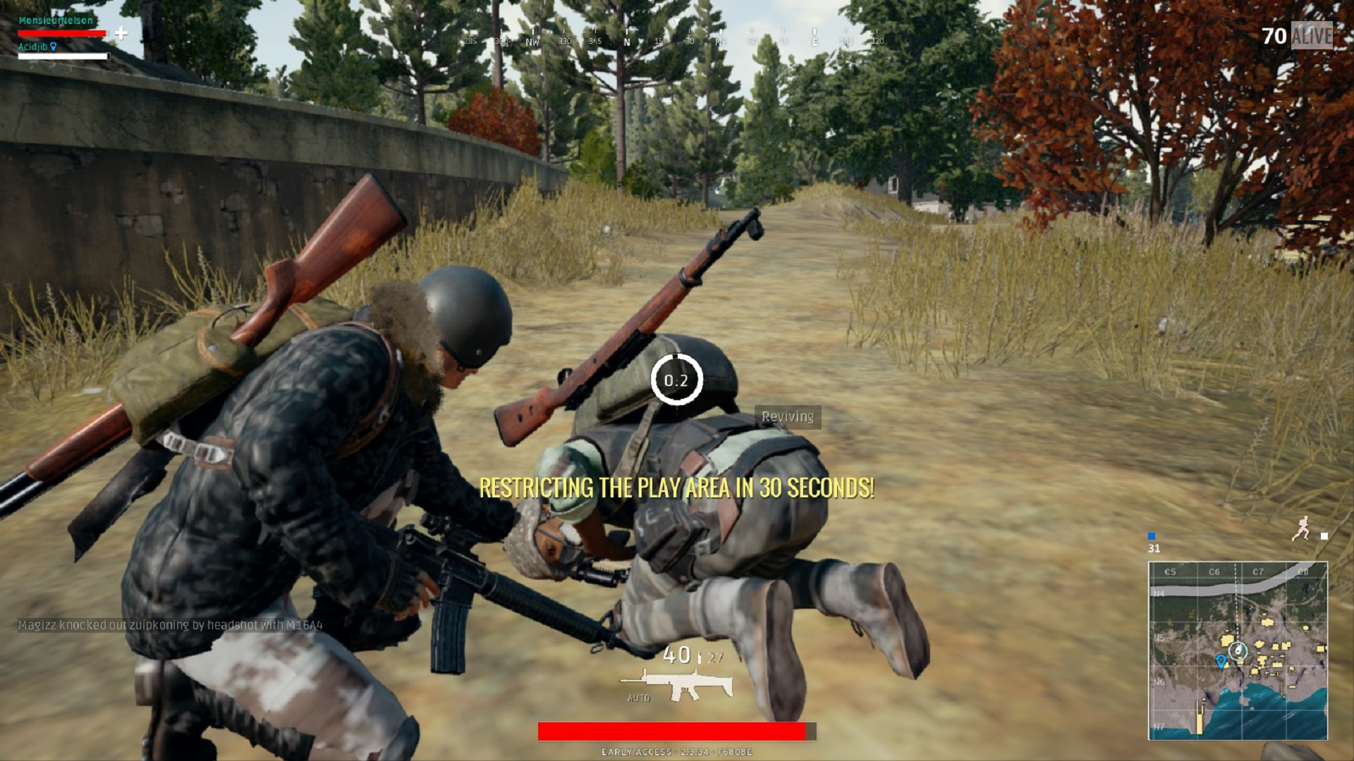 Playerunknown's Battlegrounds player banned for team-killing a team