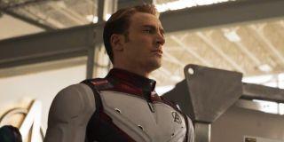 Chris Evans as Steve Rogers/Captain America in Avengers: Endgame (2019)