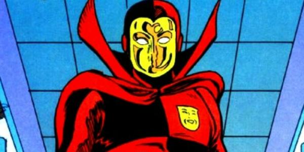 Psycho-Pirate DC Comics Roger Hayden