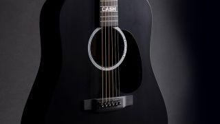 Martin DX Johnny Cash acoustic guitar