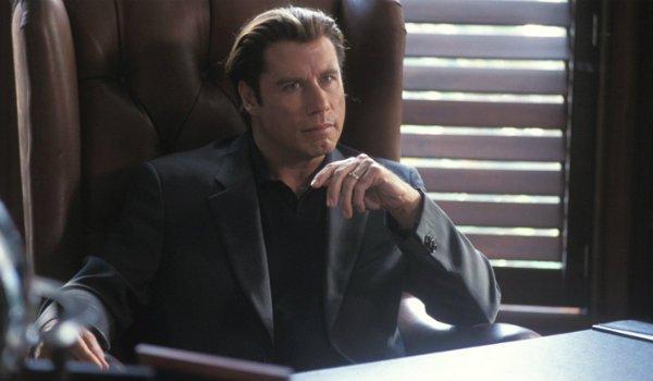 John Travolta Howard Saint The Punisher