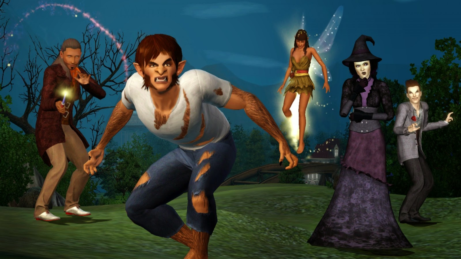 The Sims 4: Realm Of Magic goes all Harry Potter in a new