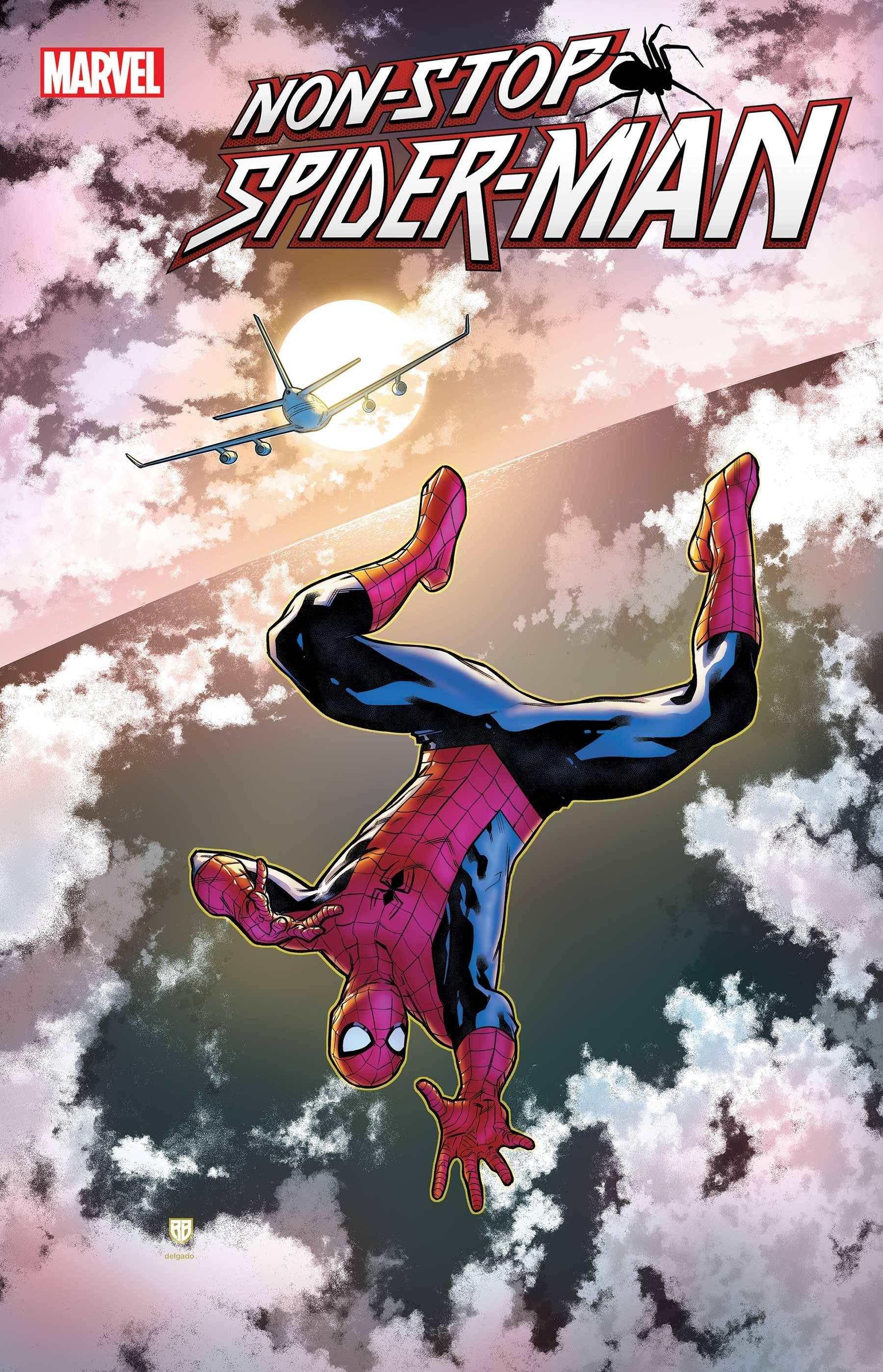 Spider-Man sin parar