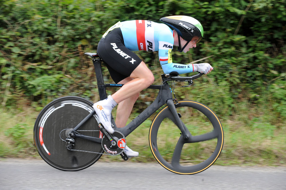 Ryan Mullen, junior men