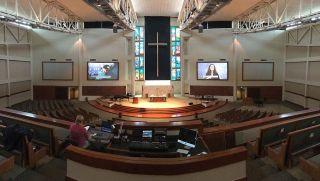 Roland M-5000 OHRCA Console Adds Sound Flexibility for San Antonio Church