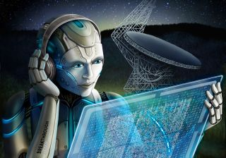 Scientists with the Breakthrough Listen project have used artificial intelligence to discover more fast radio bursts, brilliant flashes in deep space, than a human astronomer could.