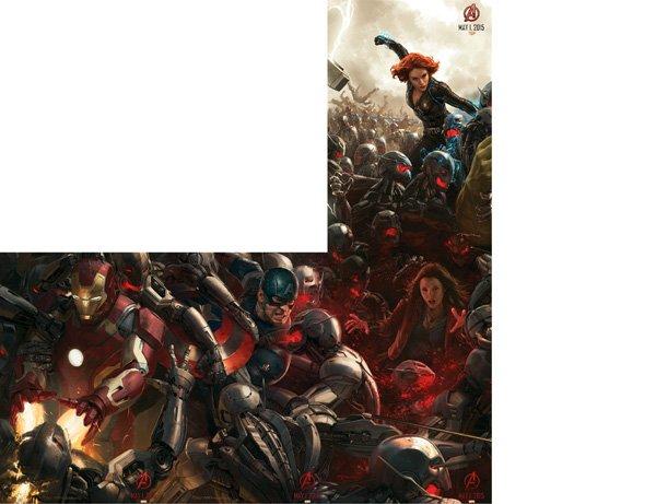 Avengers 2 Comic-Con Concept Art