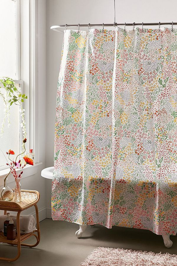 Urban Outiftters shower curtains