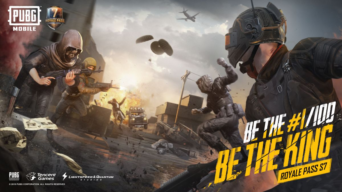 PUBG Mobile 0 12 5 update brings Royale Pass Season 7, new weapon