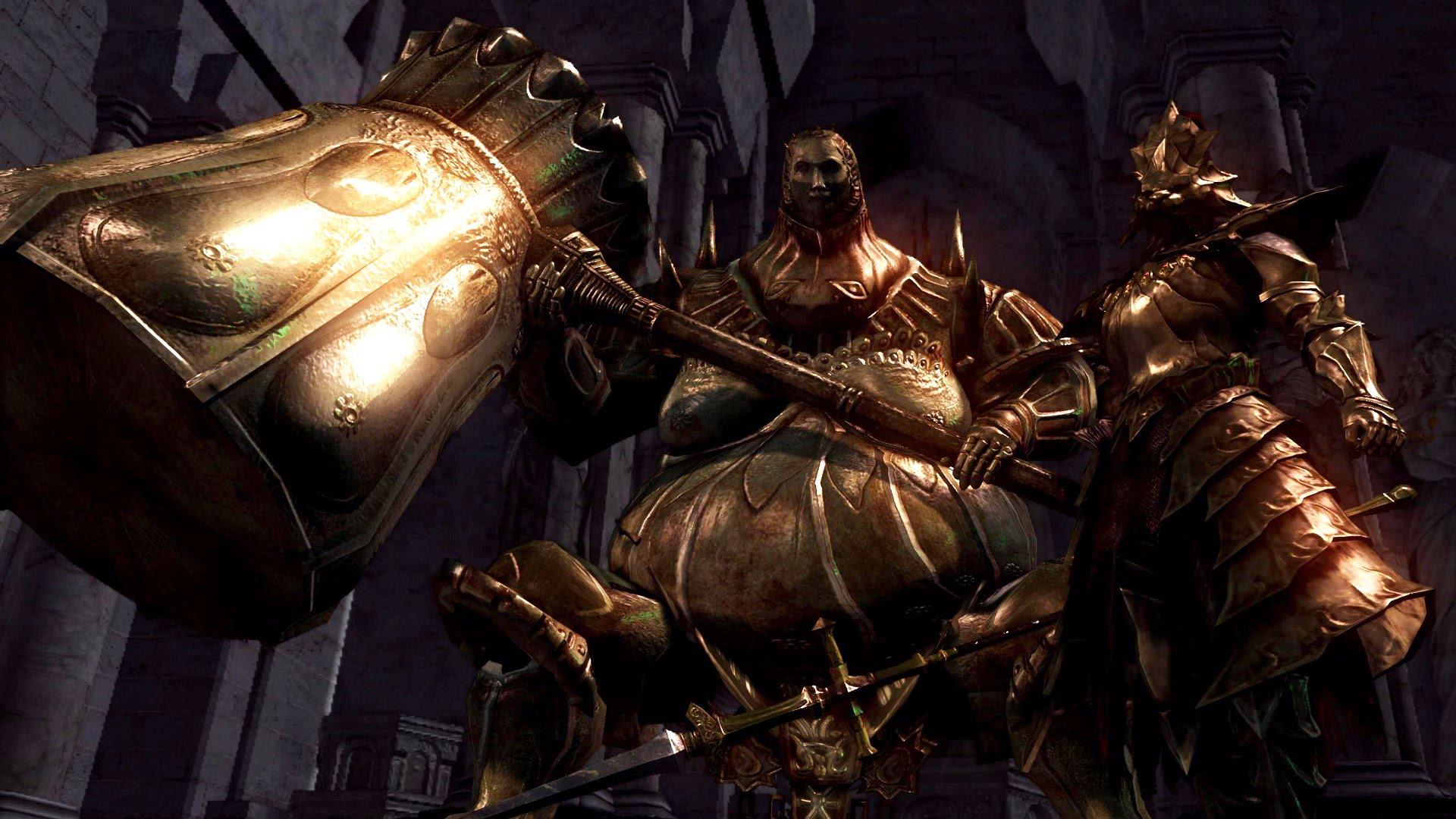 The Best And Worst Dark Souls Bosses Pc Gamer