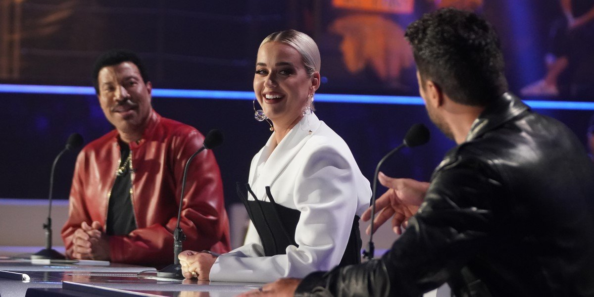 Judges looking impressed  American Idol ABC