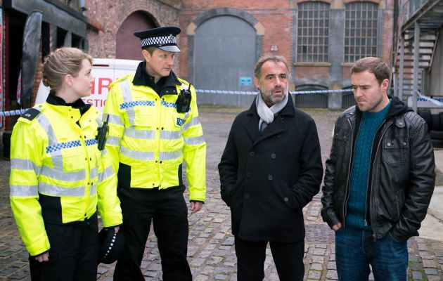 Kevin In coronation Street