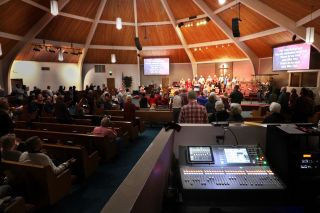 Valley Life Center updates sanctuary sound with NEXO and Yamaha