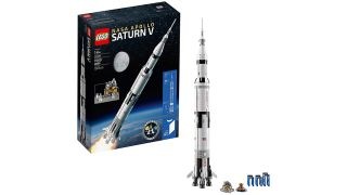 LEGO Ideas NASA Apollo Saturn V.