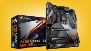 Gigabyte Z490 Aorus Master
