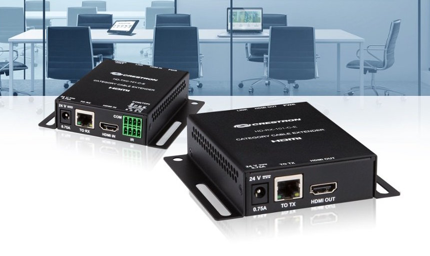 Crestron Ships DM Lite Low-Cost Signal Extenders | AVNetwork