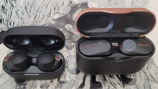 Sony WF-1000XM4 vs. Sony WF-1000XM3