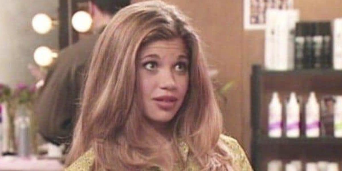 Danielle Fishel as Topanga Lawrence on Boy Meets World