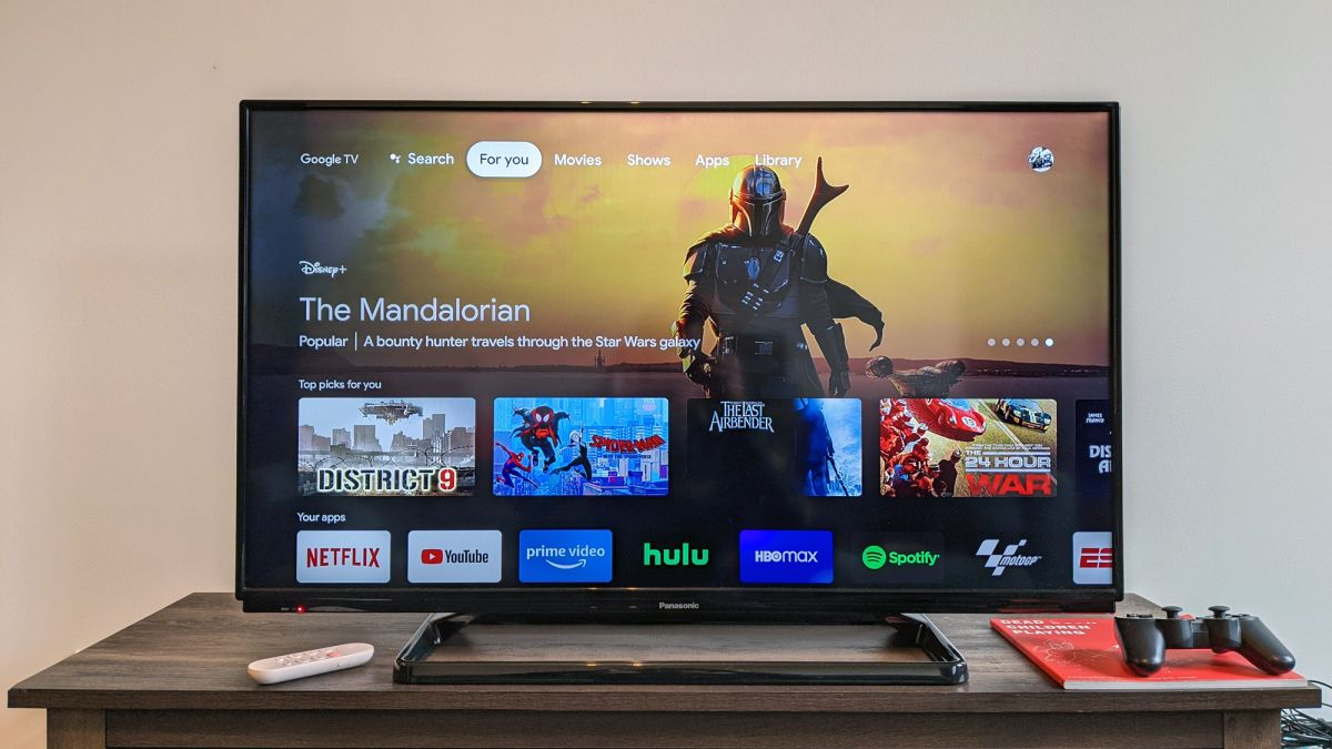 Chromecast with Google TV is the best streaming device I've ever owned
