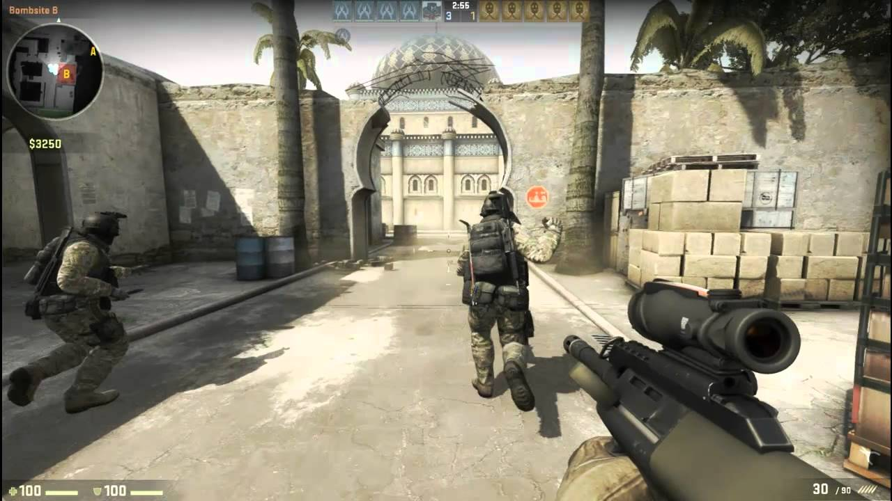 CS:GO update removes bots and players are baffled | GamesRadar+