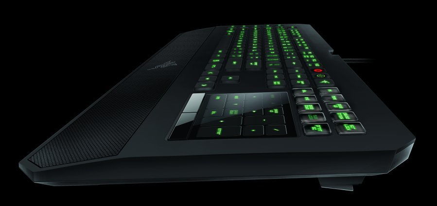 Razer DeathStalker Ultimate Keyboard Announced - CINEMABLEND