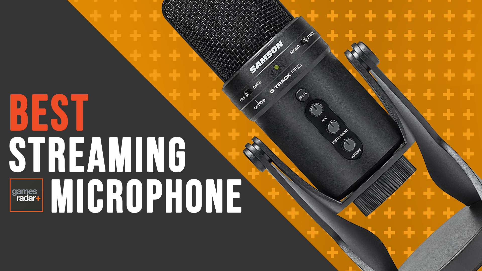 Best Streaming Microphone 2021 Best microphones for streaming and gaming | GamesRadar+