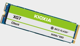 Kioxia XG7 M.2 NVMe SSD