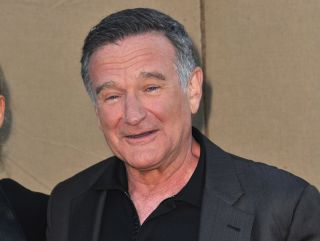 Robin Williams, in 2013 in Los Angeles.