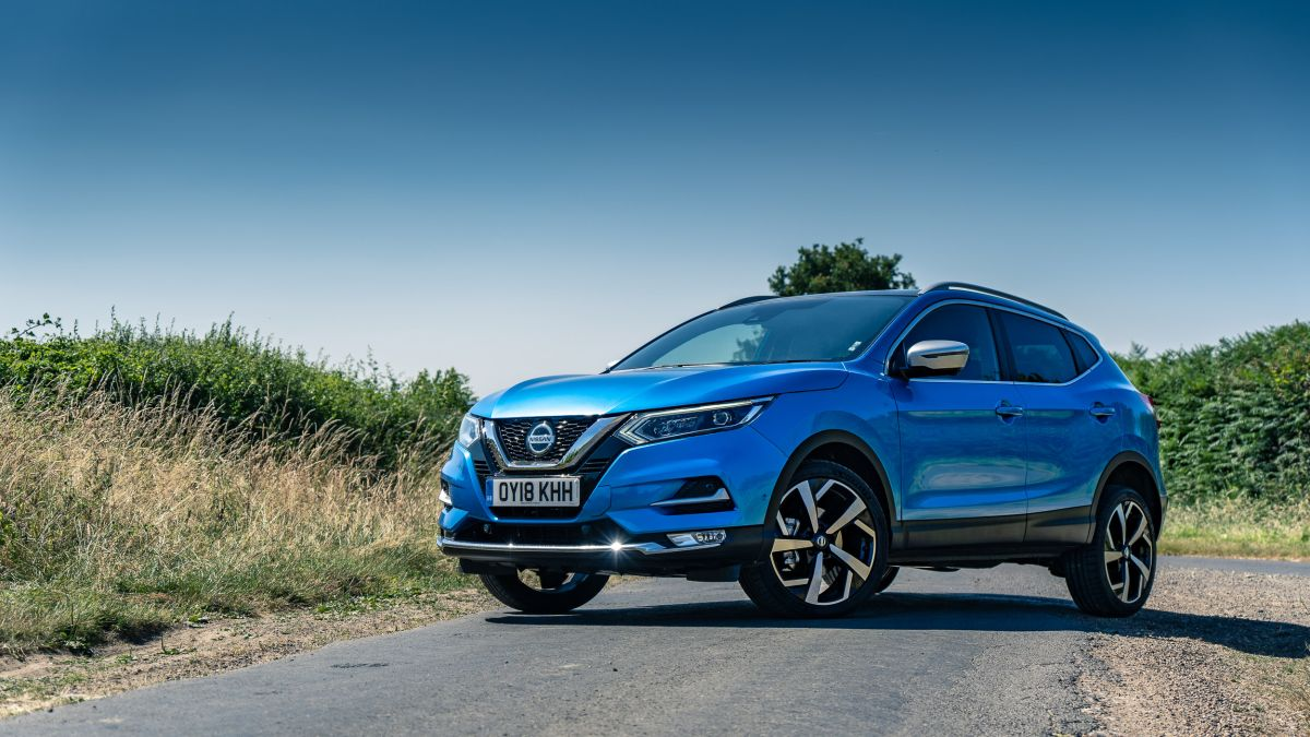 nissan qashqai 2018 the original compact crossover. Black Bedroom Furniture Sets. Home Design Ideas