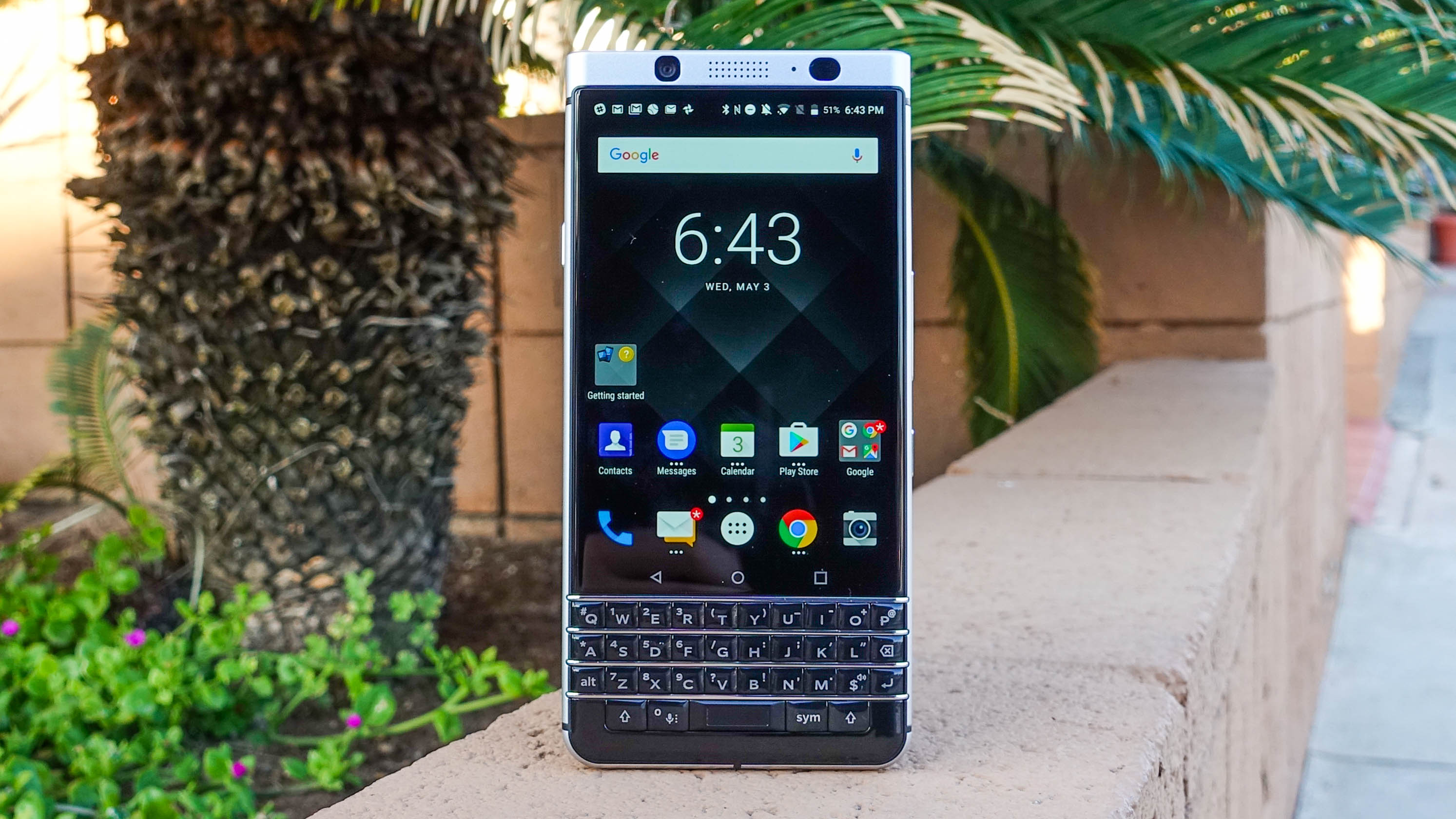 BlackBerry KeyOne review | TechRadar