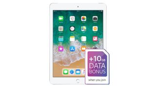 Apple iPad 2018 deal from Sky Mobile