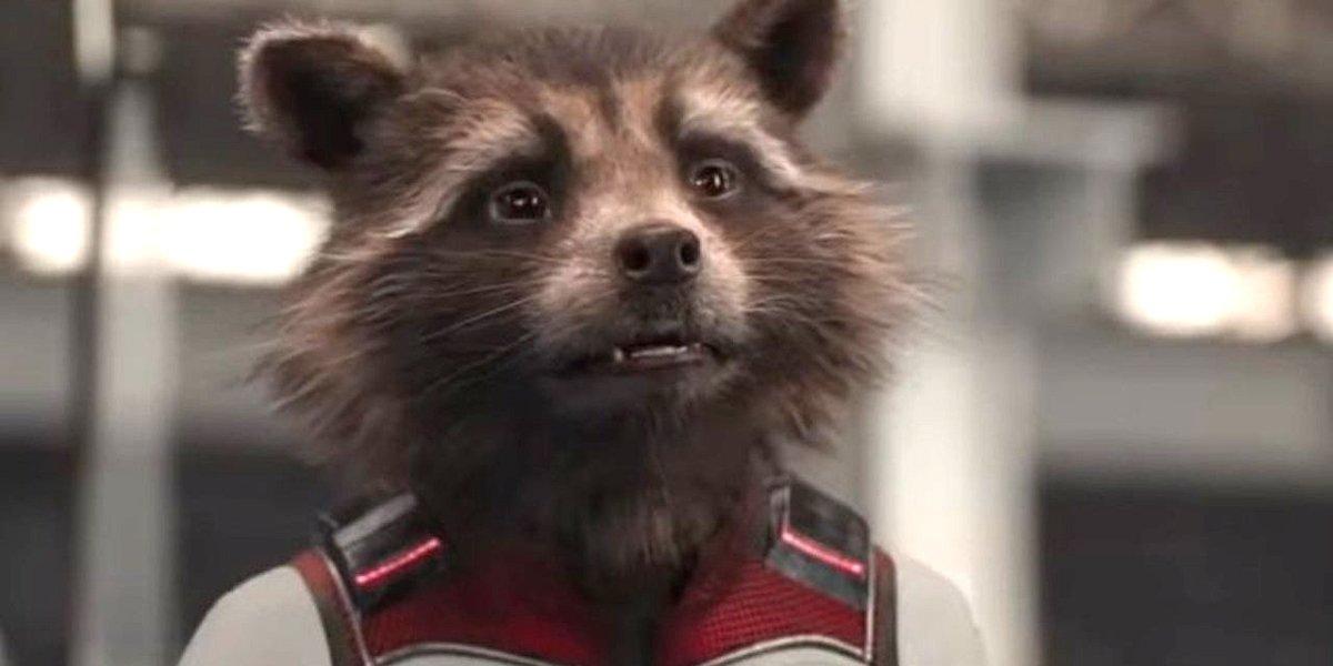 Rocket in Avengers: Endgame