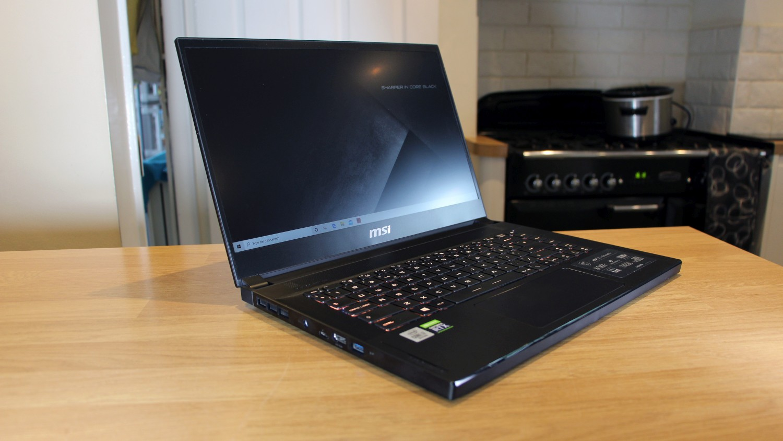 MSI GS66 Stealth review | TechRadar