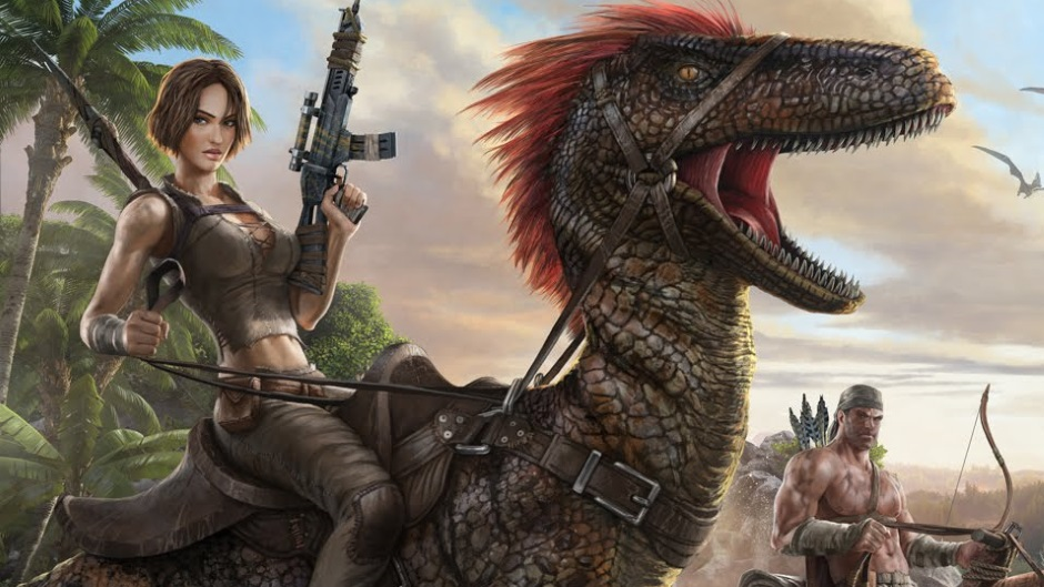 ARK: Survival of the Fittest brings dinosaur Hunger Games to
