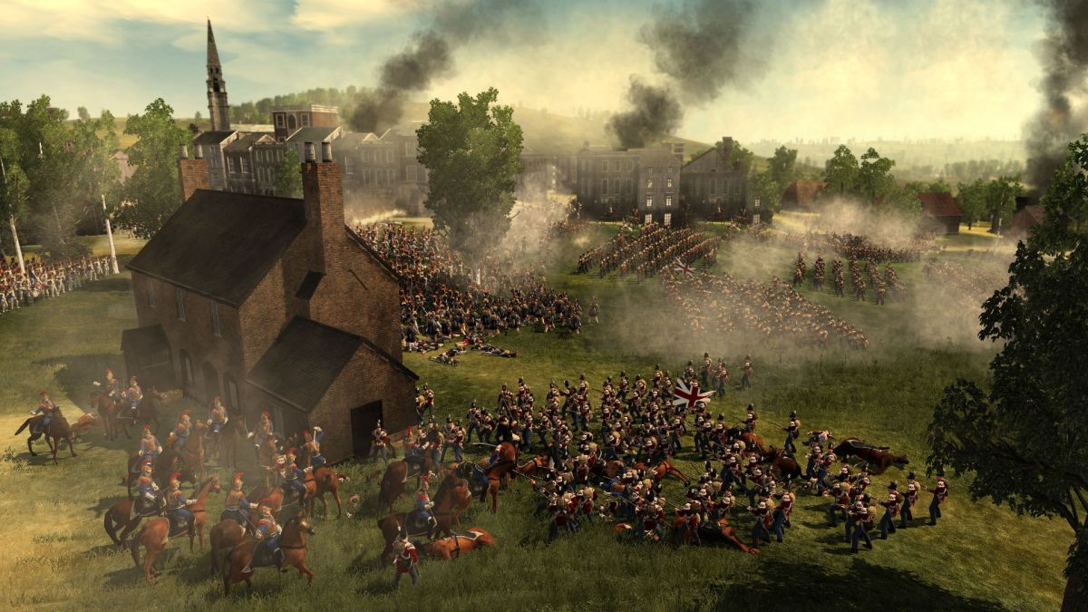 Three classic Total War strategy games get DLC-packed 'Definitive Editions'