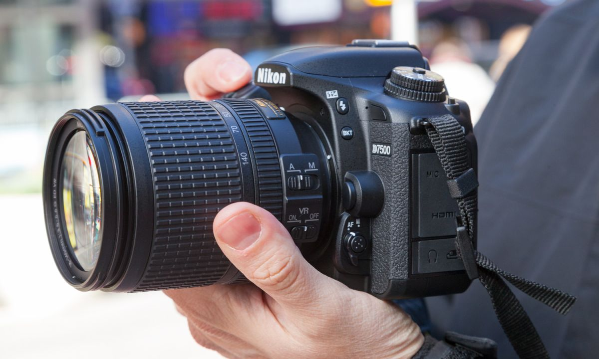Nikon D7500 Review: The Best DSLR Under $1,500 | Tom's Guide