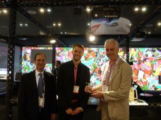 Dataton Wins Four Awards at InfoComm