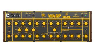 Behringer's Wasp synth clone revealed… and you can pre-order it now | MusicRadar