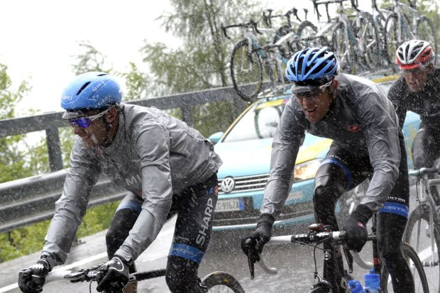 073e14c2f Forecast fine for Garmin-Sharp without Ryder Hesjedal - Cycling Weekly