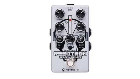 Pigtronix Resotron Tracking Filter review   MusicRadar