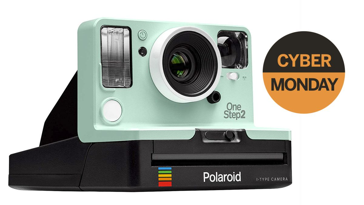 Polaroid Cyber Monday deal - this minty One-step is tasty $73